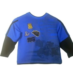 🎯 Boys Size 5 (tag off) Thicker Long Sleeve